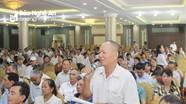 Chủ tịch Ủy ban MTTQ tỉnh: Đổi mới phương thức hoạt động, nâng cao vị thế của Mặt trận