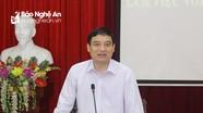 Bí thư Tỉnh ủy: Cần chú trọng xây dựng, nâng cao chất lượng con người thành phố Vinh