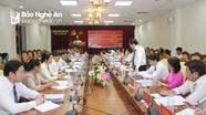 Hợp tác toàn diện giữa 2 đoàn đại biểu Quốc hội tỉnh Xiêng Khoảng và Nghệ An