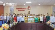 HĐND 2 tỉnh Nghệ An - Xiêng Khoảng tăng cường trao đổi, hợp tác cùng phát triển