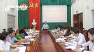 'Cò đất' thỏa thuận ngầm dìm giá, huyện ở Nghệ An lập tổ giám sát 'vòng trong, vòng ngoài'