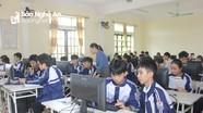 Quỳnh Lưu đi trước, về sau trong xây dựng trường chuẩn quốc gia