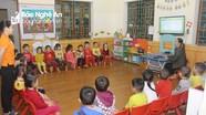 Thành phố Vinh có tỷ lệ trường đạt chuẩn thấp hơn bình quân chung cả tỉnh