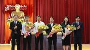 Khai mạc kỳ họp HĐND, bầu bổ sung Ủy viên UBND thành phố Vinh