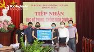 Sau 8 ngày, Nghệ An huy động hơn 28 tỷ đồng ủng hộ phòng, chống dịch