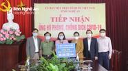 Nghệ An: Hơn 10.000 hộ được hỗ trợ gạo do ảnh hưởng dịch Covid-19