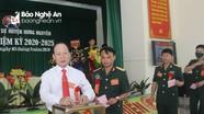 Đại hội Đảng bộ Quân sự huyện Hưng Nguyên nhiệm kỳ 2020 – 2025