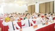 Đại hội Đảng bộ Sở Tài nguyên và Môi trường Nghệ An nhiệm kỳ 2020 - 2025