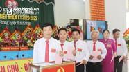 Đại hội Đảng bộ xã Thanh Phong (Thanh Chương) nhiệm kỳ 2020 – 2025