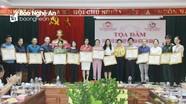 Khen thưởng 17 nhà báo có nhiều đóng góp cho sự nghiệp Đại đoàn kết toàn dân tộc