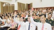 Khai mạc phiên trù bị Đại hội đại biểu Đảng bộ huyện Tương Dương, nhiệm kỳ 2020 - 2025