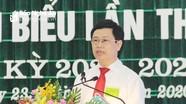 Đồng chí Nguyễn Xuân Sơn chỉ đạo 6 nhóm nhiệm vụ trọng tâm của Đảng bộ thị xã Thái Hòa