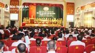 Khai mạc Đại hội đại biểu Đảng bộ huyện Hưng Nguyên nhiệm kỳ 2020 - 2025
