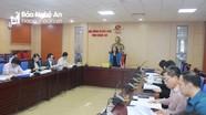 HĐND tỉnh thẩm tra dự thảo chính sách khen thưởng các danh hiệu văn hóa tiêu biểu