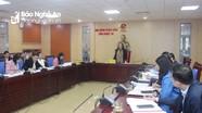 HĐND tỉnh Nghệ An cho ý kiến về quy định một số mức thu trong các cơ sở giáo dục công lập