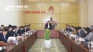 UBND tỉnh rà soát các nội dung chuẩn bị cho kỳ họp HĐND tỉnh cuối năm