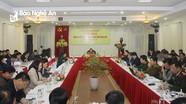 HĐND tỉnh Nghệ An khóa XVII họp báo công bố nội dung kỳ họp cuối năm