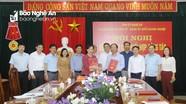 Ủy ban Kiểm tra Tỉnh ủy và Đảng ủy Khối Doanh nghiệp tỉnh ký kết chương trình phối hợp