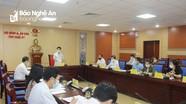 Thường trực HĐND tỉnh Nghệ An bàn xác định nội dung kỳ họp thứ nhất, nhiệm kỳ 2021 - 2026