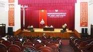 Ông Phan Đức Đồng được bầu giữ chức Chủ tịch HĐND thành phố Vinh
