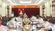 Thành phố Vinh: Tỷ lệ kiến nghị cử tri chưa được giải quyết còn cao