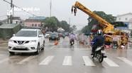 TP Vinh: Cầu Bưu Điện thông xe trở lại