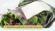 7 cách giữ rau củ tươi ngon trong những ngày Tết