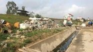 Nỗi lo rác thải ở nông thôn
