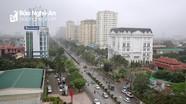 TP. Vinh đề xuất cấm dừng, đỗ xe trên lòng đường một số tuyến phố