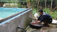 Đề xuất giá nước sạch tại một số khu vực nông thôn của tỉnh Nghệ An