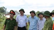 Bí thư Tỉnh ủy Nguyễn Đắc Vinh trực tiếp chỉ đạo dập lửa cháy rừng tại Nam Đàn