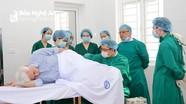 Bệnh viện Y học cổ truyền Nghệ An triển khai kỹ thuật điều trị bệnh trĩ không đau