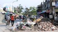 TP Vinh bừa bãi rác thải, vật liệu xây dựng 'hậu' giãn cách