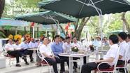 UBND thành phố Vinh gặp mặt, đối thoại các doanh nghiệp