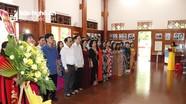 Đảng ủy Khối CCQ tỉnh sinh hoạt chuyên đề về đồng chí Nguyễn Thị Minh Khai