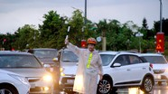 Giải mã nguyên nhân ùn tắc giao thông ở thành phố Vinh