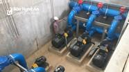 Nhà máy nước Hòa Sơn sẵn sàng đáp ứng nhu cầu nước sạch cho người dân Đô Lương