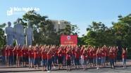 """Hơn 70 học sinh tham gia chương trình """"Học kỳ nhân ái, kết nối yêu thương"""""""