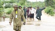 Nghệ An: Nhiều địa phương thiệt hại nặng nề do mưa lũ