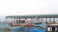 Cảng cá lớn nhất Nghệ An chuẩn bị hoạt động