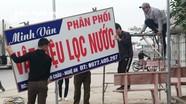 Diễn Châu giải tỏa vi phạm hành lang giao thông 10 xã dọc Quốc lộ 1A