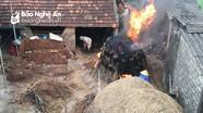 Rực lửa làng nghề nồi đất ngày cuối năm