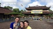 Nghệ An đón hơn 215.000 lượt khách trong dịp Tết Nguyên đán