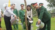 Các địa phương, đơn vị sôi nổi hưởng ứng Tết trồng cây