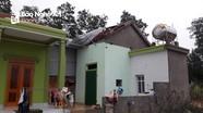 Nghệ An: Lốc xoáy tốc mái hàng chục nhà dân, tàn phá hoa màu