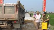 Phát hiện thêm ổ dịch tả lợn châu Phi ở xã Quỳnh Hưng (Quỳnh Lưu)