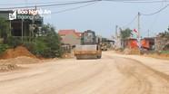 Nghệ An: Thông tuyến đường huyết mạch trăm tỷ nối Quốc lộ 1A xuống khu du lịch biển Quỳnh