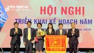 Bưu điện tỉnh Nghệ An phấn đấu năm 2020 doanh thu đạt 575 tỷ đồng
