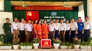 Đại hội đại biểu Đảng bộ xã Trung Sơn (Đô Lương) nhiệm kỳ 2020 - 2025