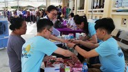 Trong 1 ngày 1.200 người dân Diễn Châu được khám bệnh, cấp phát thuốc miễn phí